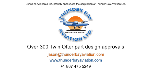 Thunder Bay Aviation Ltd