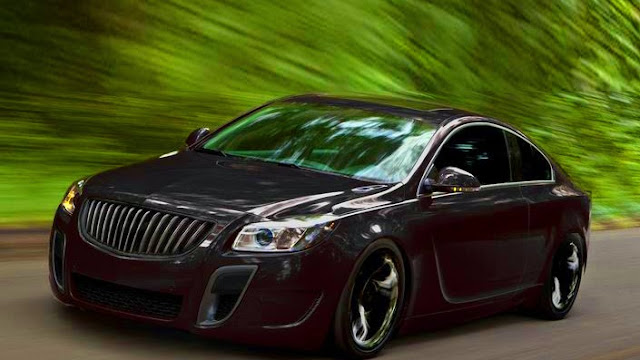 2015 Buick Grand National >> 2015 Buick Invicta Widescreen Photos Cars Wallpapers For