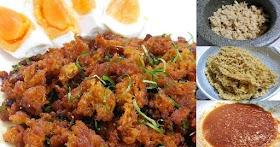 แจกสูตรผัดพริกขิงปลาดุกฟู หอมกรอบอร่อยทานคู่กับไข่เค็ม