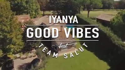 Video Iyanya ft Team Salut - Good Vibes
