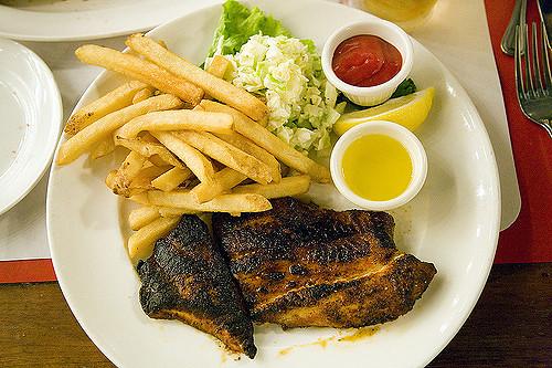 Blackened Fish recipe rv recipes