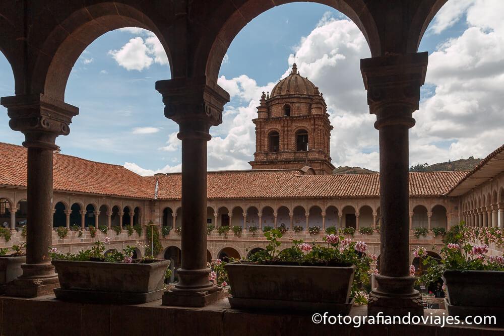 Coriqancha en Cuzco