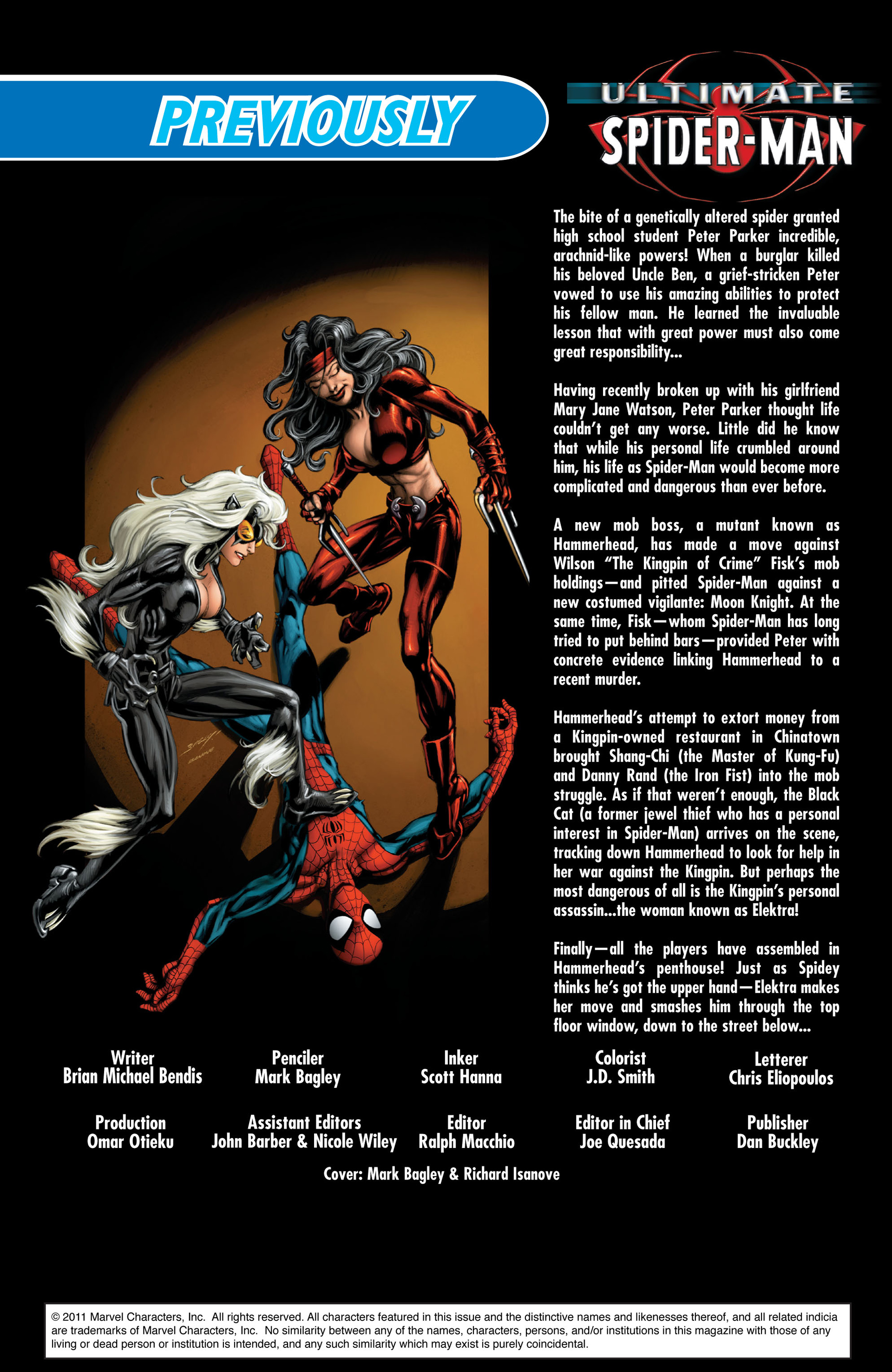 Read online Ultimate Spider-Man (2000) comic -  Issue #85 - 2