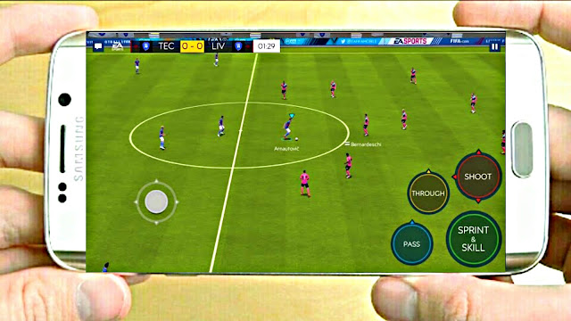 Download FIFA 19 Mobile New Update Android Best Graphics Real Faces