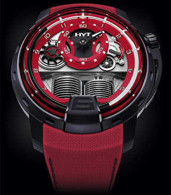 HYT H1 Colorblock RED