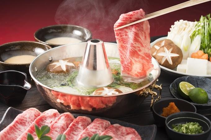 【限定美食】Hana極上和牛白豚四人前御宴 盡享好滋味