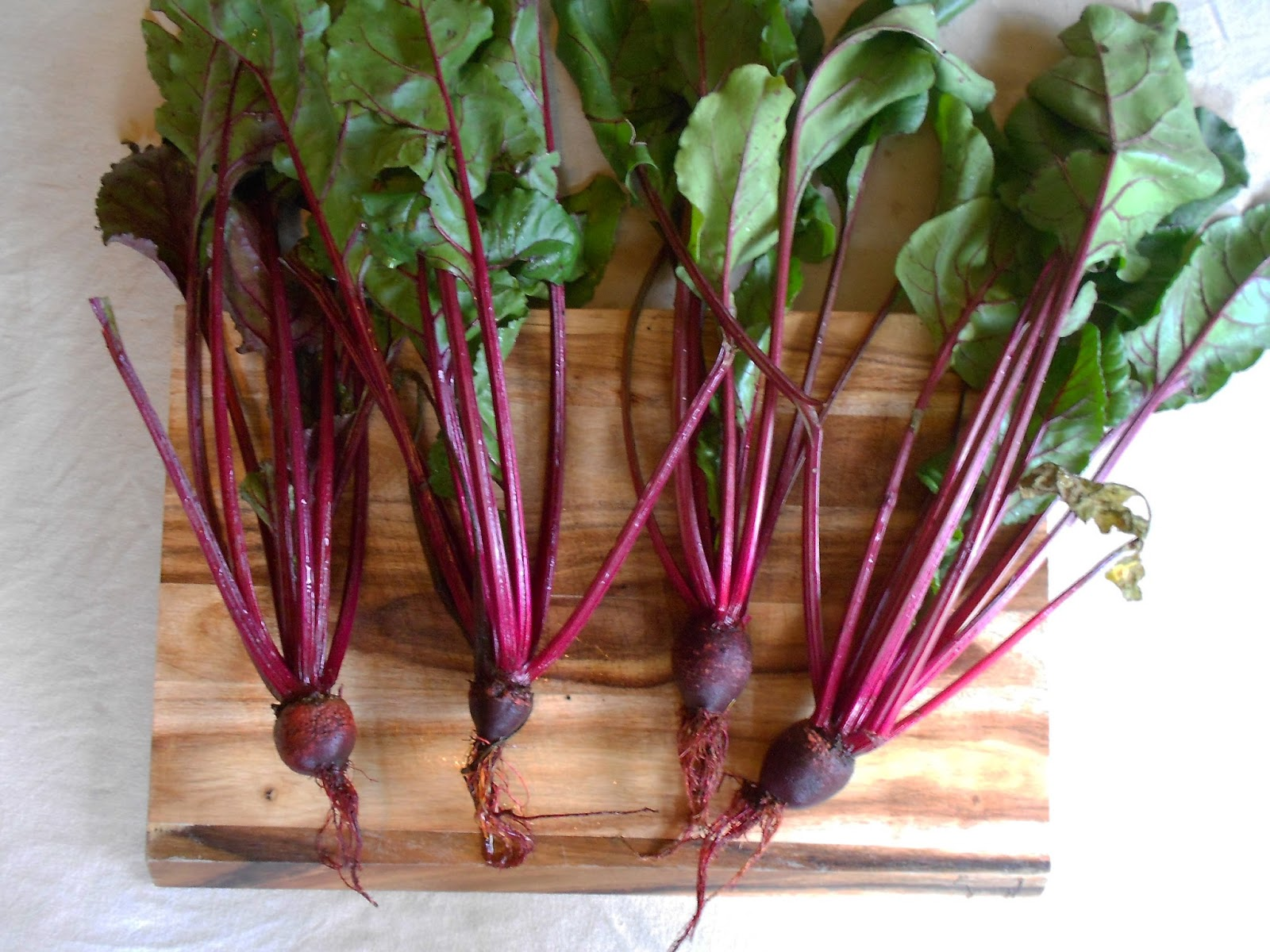 How to cook beetroot leaves