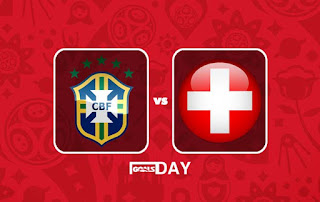 Brazil vs Switzerland – Highlights & All Goals