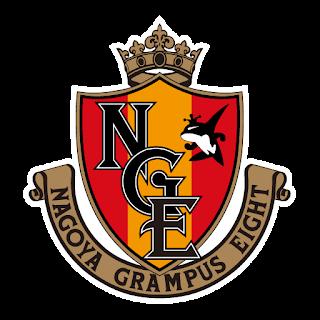 Nagoya Grampus 名古屋グランパス logo