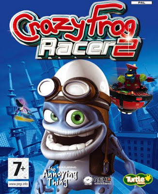 Crazy Frog Racer 2 PC [Reloaded ] - Free Full Game
