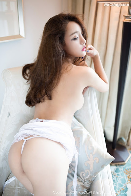 Hot girls Beauty Asian Girls sexy body Youmi Vol.1 15