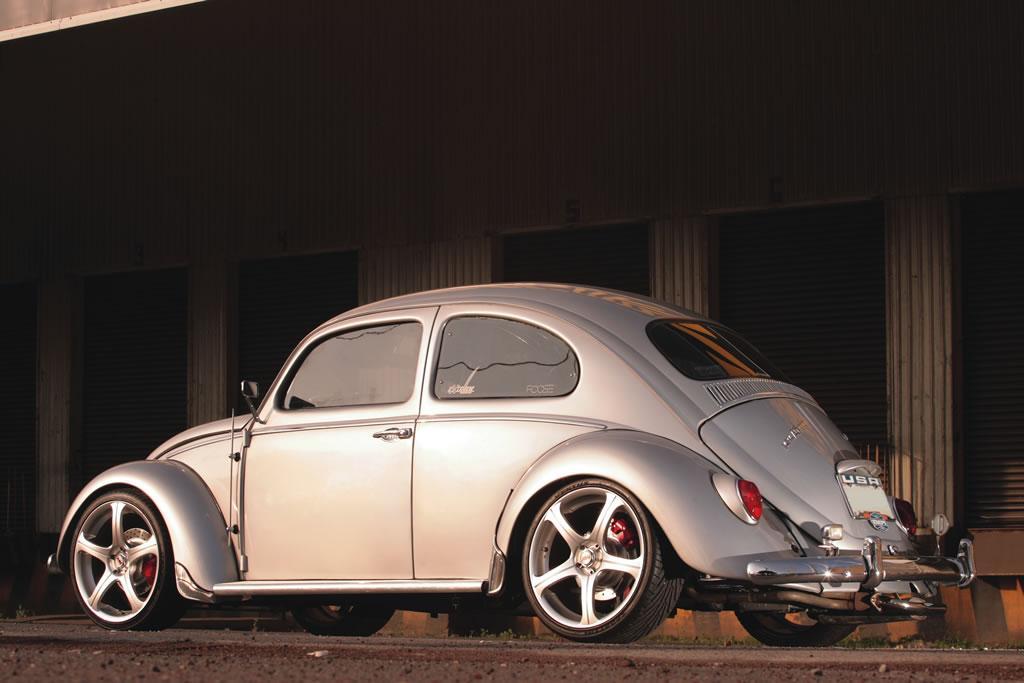 Volkswagen Escarabajo Vochos Vw Beetle 1969