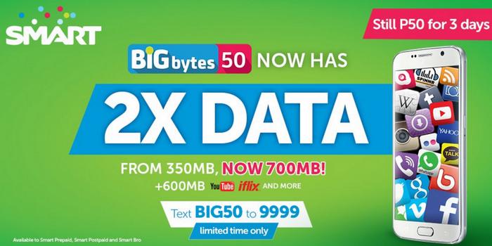 Smart Big Bytes 50