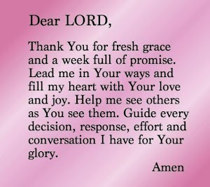 MORNING PRAYER FOR EVERYONE