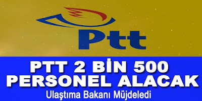 ptt-is-ilanlari