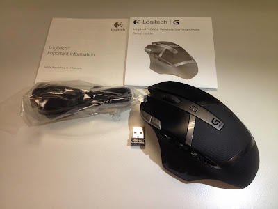 Unboxing & Review: Logitech G602 Wireless Gaming Mouse 5