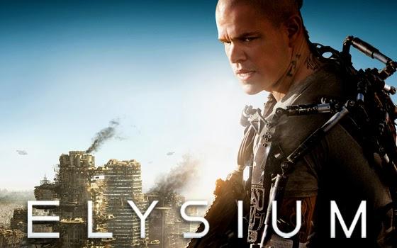 Cele Mai Bune FILME SCI-FI Ale Anului 2013 - Elysium