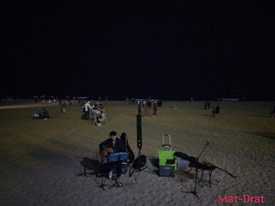 Haeundae Beach Tempat menarik di Busan Korea Interesting Place