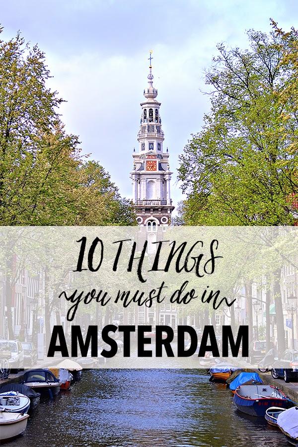 History of Amsterdam