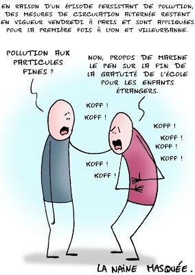 pollution des idées.