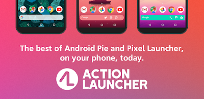 Action Launcher 3 Full Apk + Plus for android