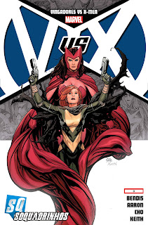 Ving. vs. X-Men #00