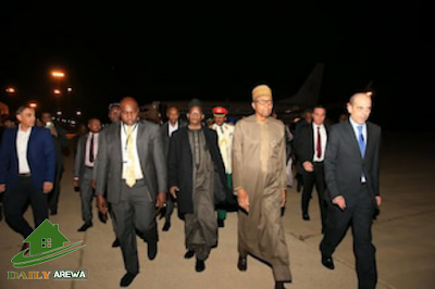 buhari in jordan