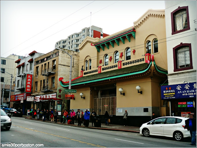 Chinatown: El Barrio Chino de San Francisco