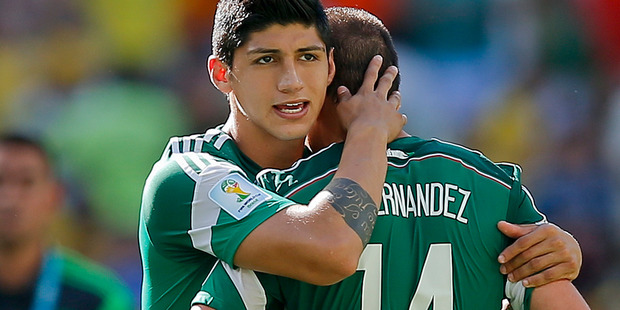 Mexican Football star kidnapped
