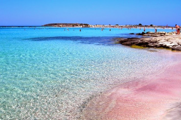3. Elafonissi, Hellas (Greece) - Top 10 Beaches to Go to in 2015