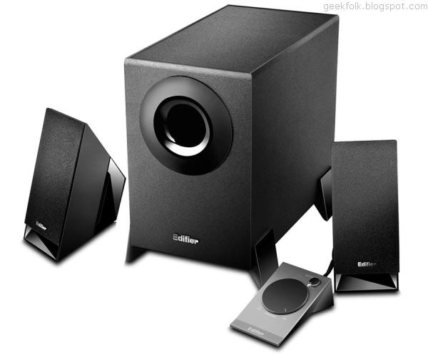 Edifier Studio M1360 2.1 Speakers