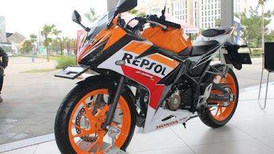 All New Honda CBR 150r MotoGP Edition Terbaru 2019