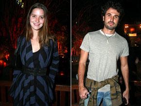 Eriberto Leão e Nathalia Dill ficaram juntos (foto: Raphael Mesquita/Photo Rio News)