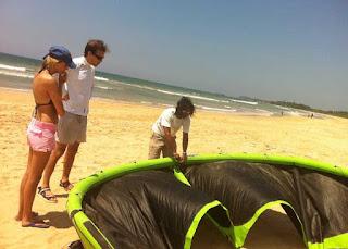 Kitekurs Srilanka
