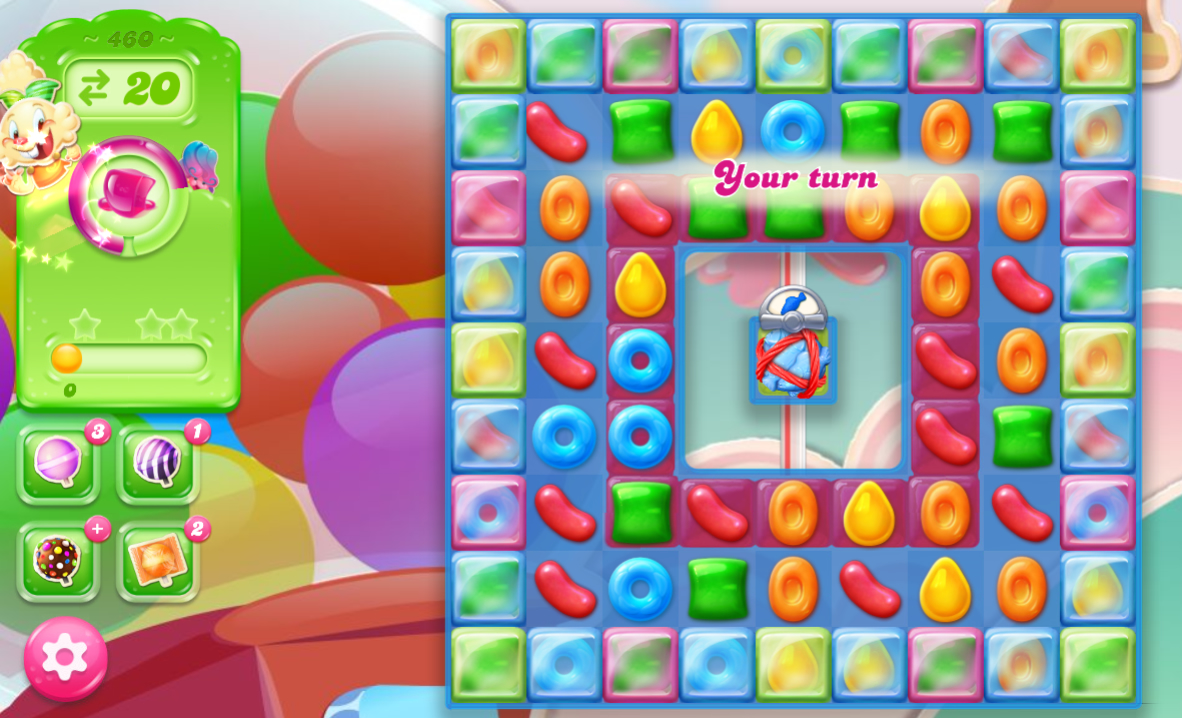 Candy Crush Jelly Saga 460