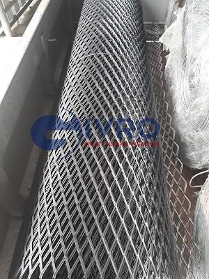 Distributor Kawat Harmonika PVC & Galvanis Jakarta