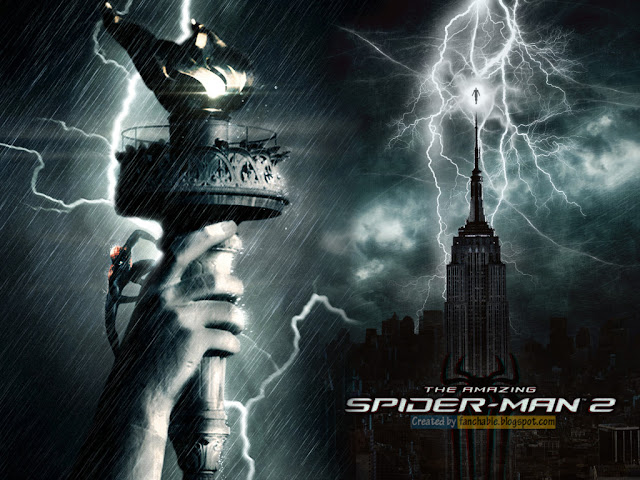 New Spider-man 2