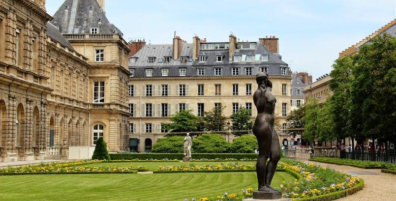W podróży / En voyage: Paris