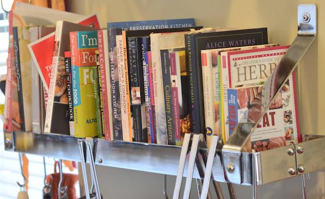 The Essential Kitchen Bookshelf