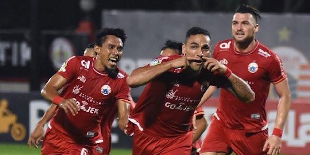 Klasemen Pekan ke-28 Liga 1, Persija Kejar PSM Makassar