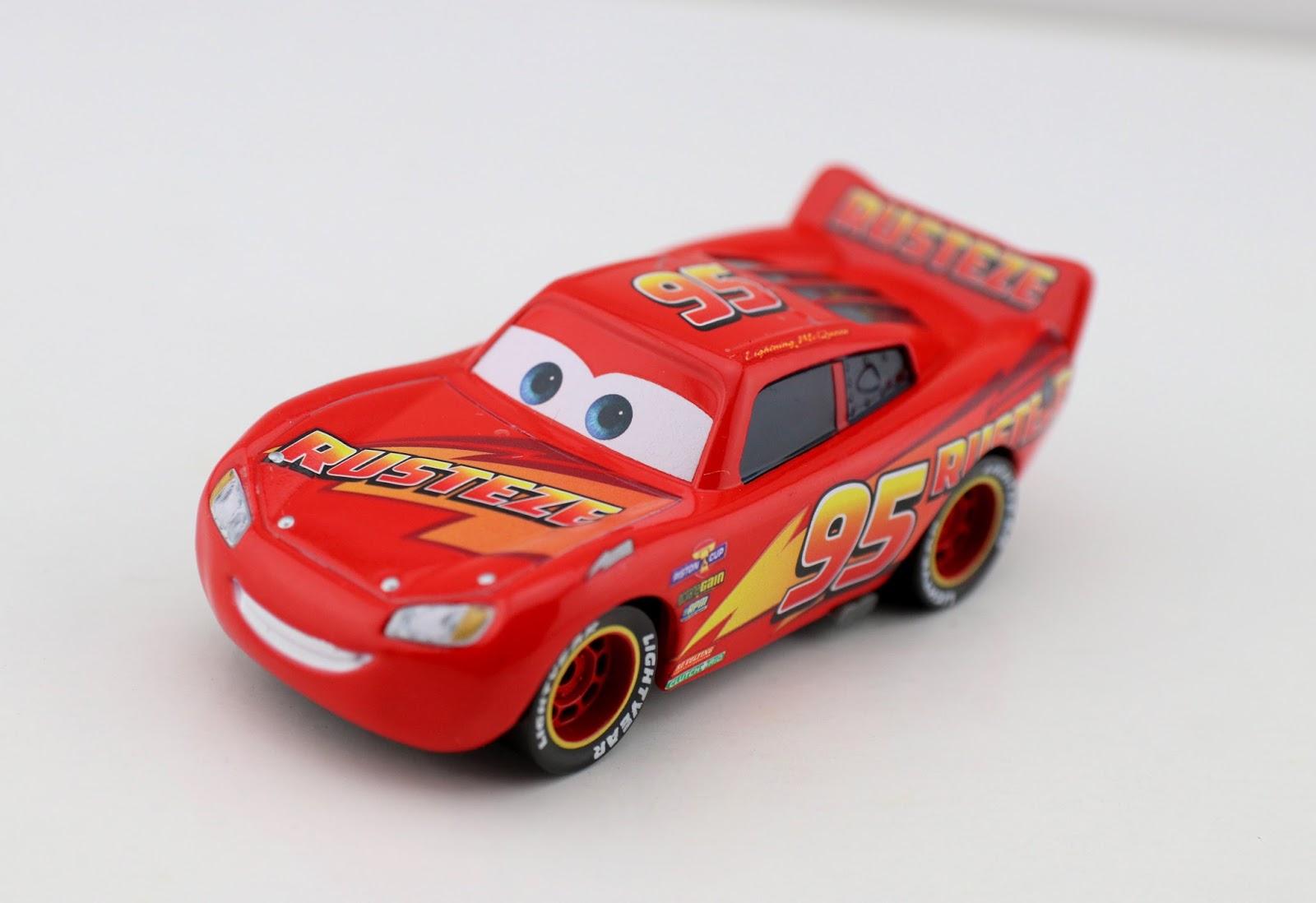 Cozy Dan The Pixar Fan Cars 3 Rust Eze Lightning Mcqueen Castrophotos