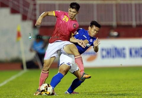 Văn Đại từng chơi cho đội trẻ T&T Hà Nội.