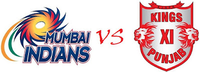 Mumbai Indians vs Kings XI Punjab Highlights