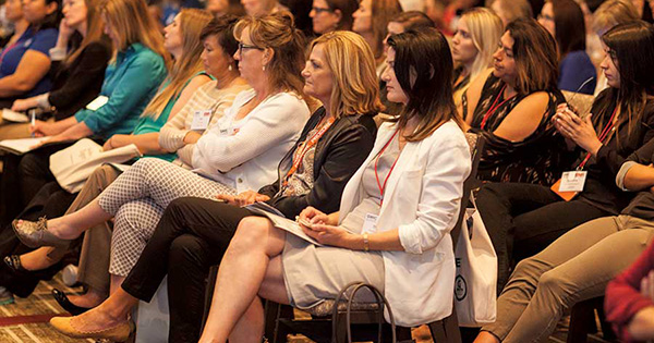 Women's business conference and workshop