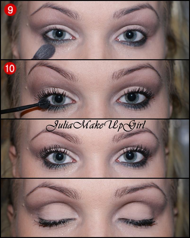 Juliamakeupgirl Delikatny Makijaż Dla Opadającej Powieki