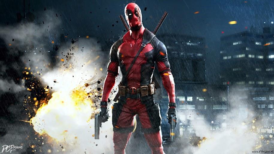 Deadpool, 4K, #169