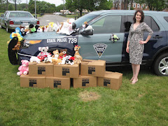 Our donation to the Mass State Police