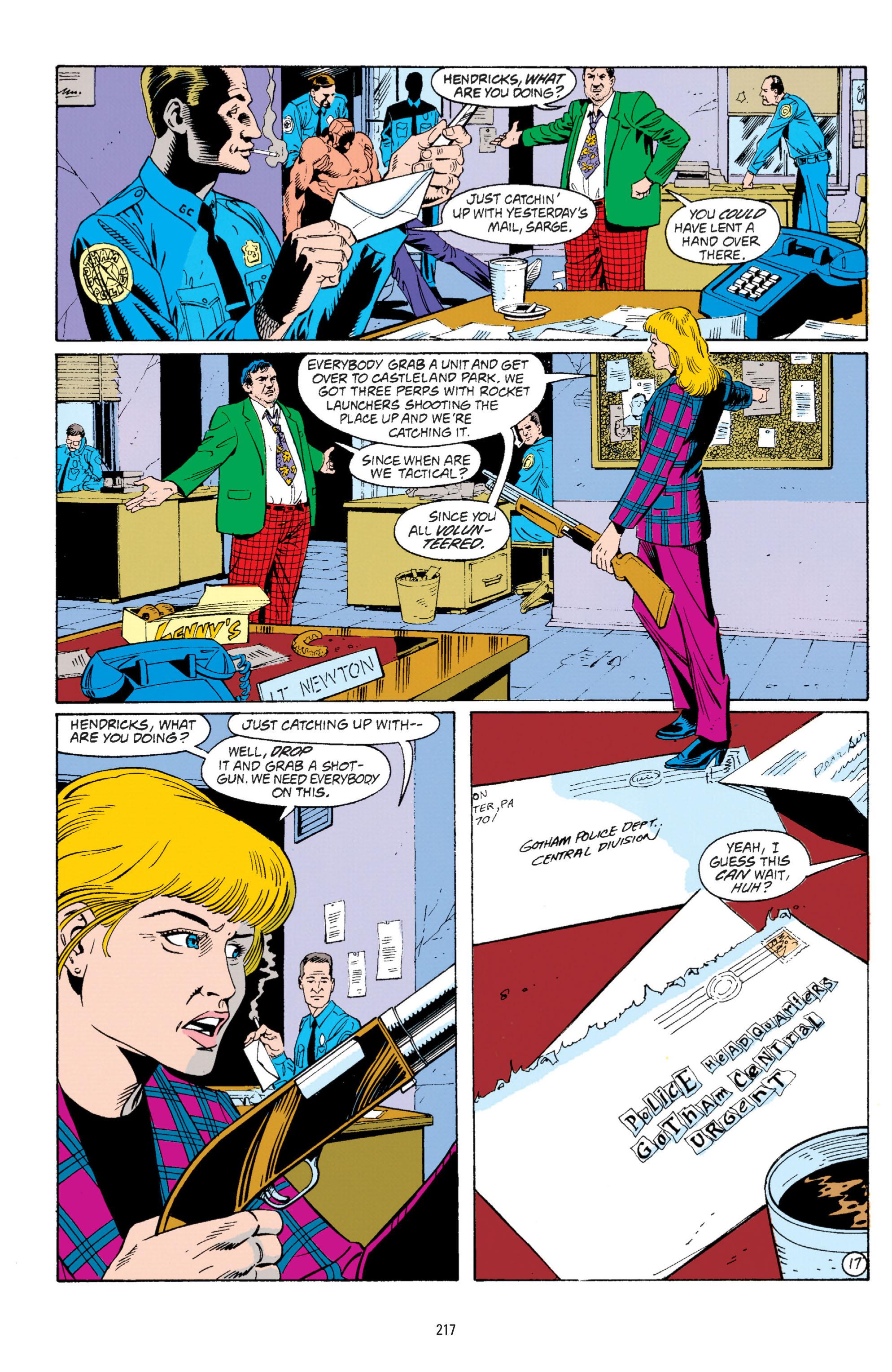 Detective Comics (1937) 661 Page 17
