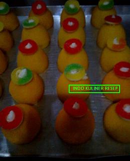 Resep Membuat Brownies Nutrisari / Orange Cake