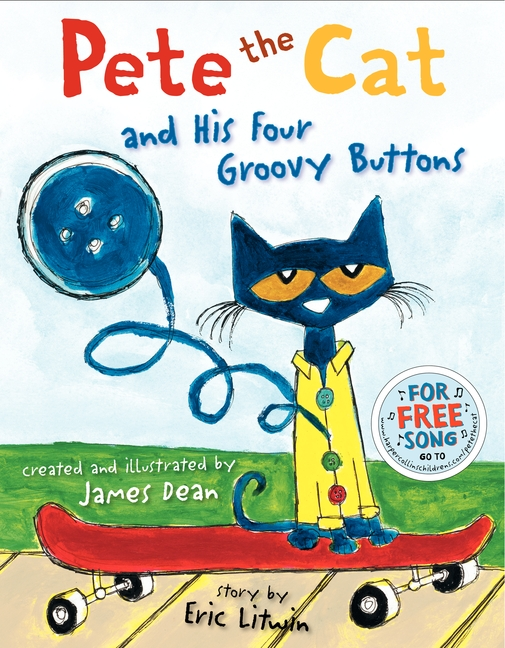 Pete The Cat White Shoes Story
